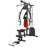 Multigym Fitness74 Olmo Con Regulador De Asiento + Abdominal