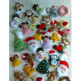 Figuras Navideñas Para Decorar Arbol De Navidad