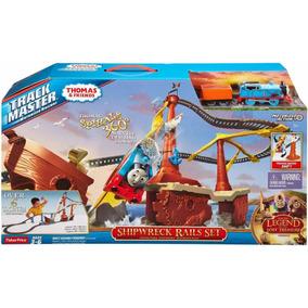 Thomas & Friends Trackmaster Thomas The Train Shipwreck