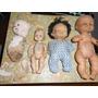 Son 4 Muñecas Antiquisimas Como Bien Se Puede Ver X Lote