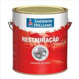 Impermeabilizante Parede Fissuras Restauração Sherwin 3,6lts