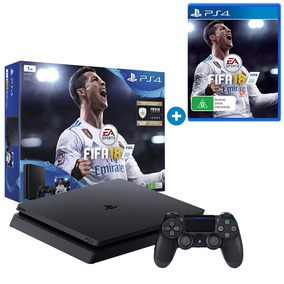 Play Station 4 Ps4 1tb Ultimo Mode Fifa 18