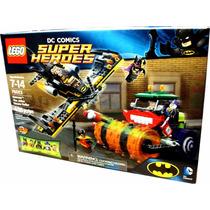 Lego 76013 Batman: The Joker Steam Poller - Minijuegosnet