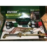 Equipo De Oxicorte Victor Journeyman Heavy Duty