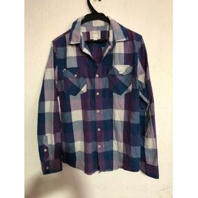 Camisa Para Caballero Warp And Weft Size S/p