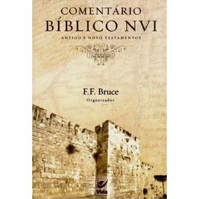 Comentário Bíblico Nvi Antigo E Novo Testamento - Em P D F.