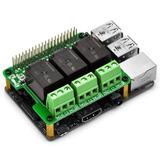 Electronics Salon Rpi Power Relay Board Módulo De Expansión