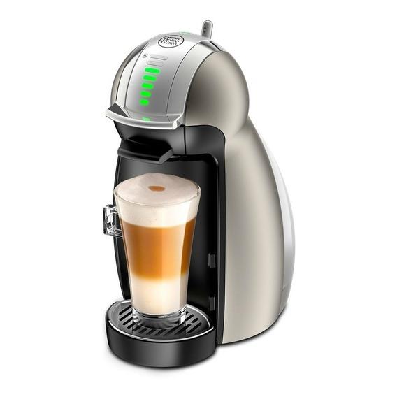 Cafetera  Moulinex Nescafé Dolce Gusto Genio 2 Titanio 220v