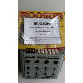 Crossover Booster Bc 4000 4 Vias 8 Canais