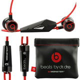 Auriculares Monster Beats By Dr Dre In Ear Manos Libres