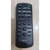 Control Sony Modular/estéreo Minicomponente ¡gratis Pilas