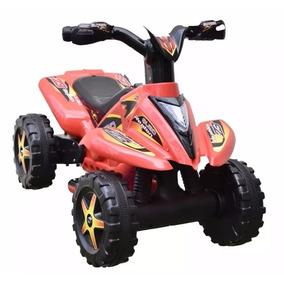 Moto A Batería Para Niños 6v Cuatriciclo