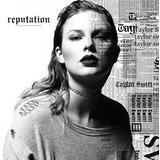 Cd Reputation Taylor Swift Umm 2017 Novedad Importado