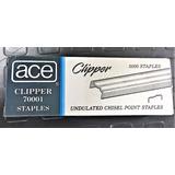 Grapas Corrugadas 5000 Grapas Ace Clipper / Daff Tienda