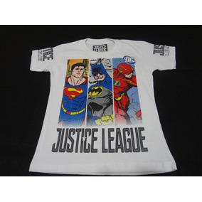 Franela Niño Marvel Comics Ropa Camisa Infantil