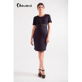 Vestido Para El Embarazo Pique, Ohmama, Ropa Materna