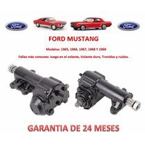 Caja Sinfin Direccion Mecanica Ford Mustang 1965-1969