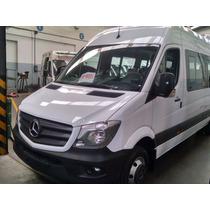Sprinter Minibus 19+1 100% En Cuotas - Leer Descripcion