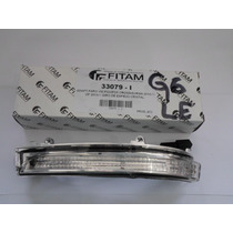 Pisca Seta Retrovisor Gol G6 Fox Polo Golf 2012 2013 Esq