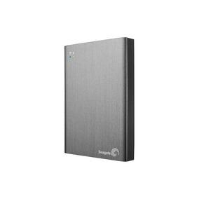 Seagate - Wireless Plus De 1 Tb De Disco Duro Portátil - Gri