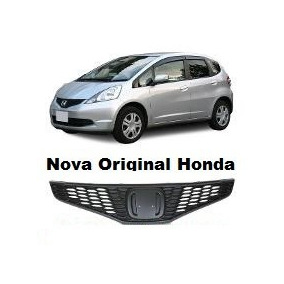 Grade Frontal Honda New Fit Nova Original Honda 2009 10 11