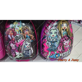 Mochila Infantil Monster High Zoops