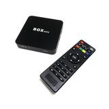 Aparelho Trasnformar Em Smart Tv Box Ott 4k Android - Mini