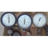 Manómetros Para Refrigeración,reloj ,medidor,frío,cámara