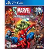 Marvel Pinball: Epic Collection Vol. 1 - Ps4 Nuevo Sellado