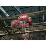 Talha Elétrica 1000kg / Marca: Tcs / Com Comando