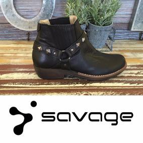 Savage Zapatos. Texanas. Directo De Fabrica. Vq 560