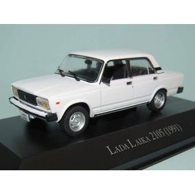 Carros Inesquecíveis Do Brasil Altaya - Lada Laika 2105 1991