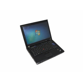 Notebook Lenovo T400 Intel C2d 2.40ghz 2gb Ddr3 60gb Hd