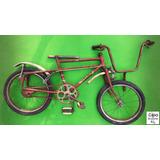 Bicicleta Lygie Italiana Aro 16 Mirim Ñ Monareta Berlineta