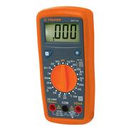 Tester Truper Multimetro Digital P/ Mantenimiento Profesiona