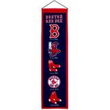 Mlb Boston Red Sox Património Banner