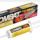 Gel Combat Importado Para Eliminar Chiripas Y Cucarachas 60g