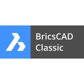 Bricscad Classic V17 - Network - Com All In 12 Meses