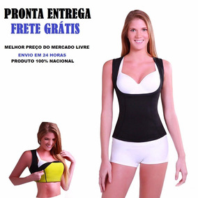 Cinta Hot Top T-shirt Fitnow (efeito Sauna)