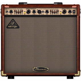Amplificador Para Violão Behringer Bugera 45w Acx450 110v