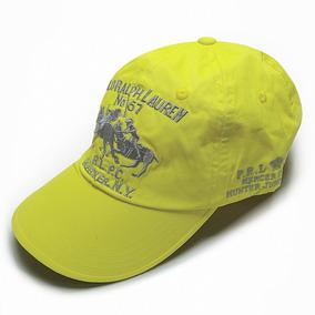 Gorra Deportiva Amarilla / Polo Ralph Lauren ® /envío Gratis