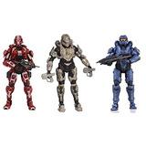 Mcfarlane Toys Halo 4 Series 3 Exclusivo Spartan Soldier...