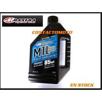 Aceite Maxima Gear Mtl W85 Para Caja -embrague Banshee 350