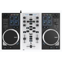 Consola Hercules Dj Control Air Mixer +placa De Sonido+envio