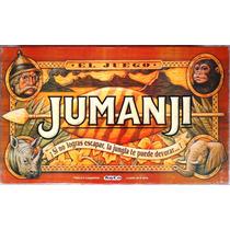 Educando Juego De Mesa Jumanji La Jungla Original Tv