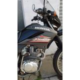 Honda Bros Con Freno Disco Y Motor 0km Pint Personalizada