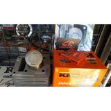Kit Kmp Aumento De Cilindrada Ybr 125 A 150cc Cr Motos