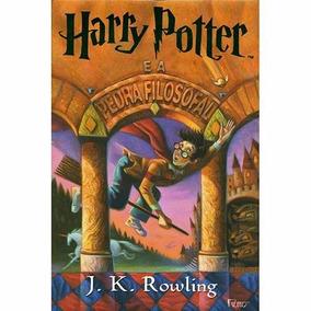 # Livro Da Série Harry Potter: A Pedra Filosofal