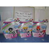 3 Powerpuff Girls Chicas Super Poderosas, Bombon, Bellota