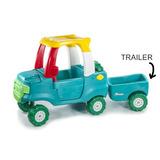 Trailer Para Camionetas Rodados 2060 Rotoys
